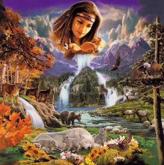 La leggenda dell'arcobaleno. Racconto Navajo. 2e08dc3f