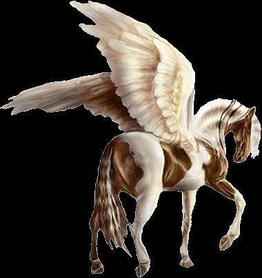 disegni da colorare di cavalli e unicorni