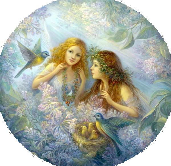 Favorito Immagini Angeli fate frasi glitter JN06