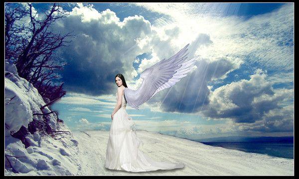 Eccezionale angeli bellissime immagini UH99