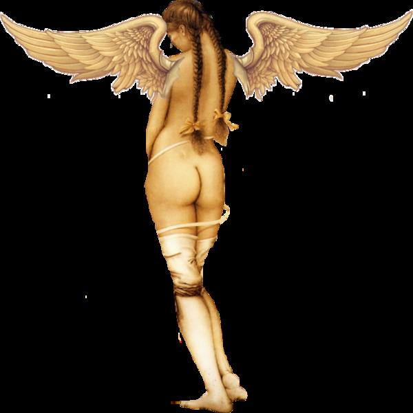 donna e angelo
