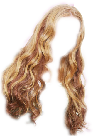 Capelli lunghi png
